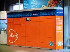 Albert Heijn en bol.com doen proef pakketautomaat